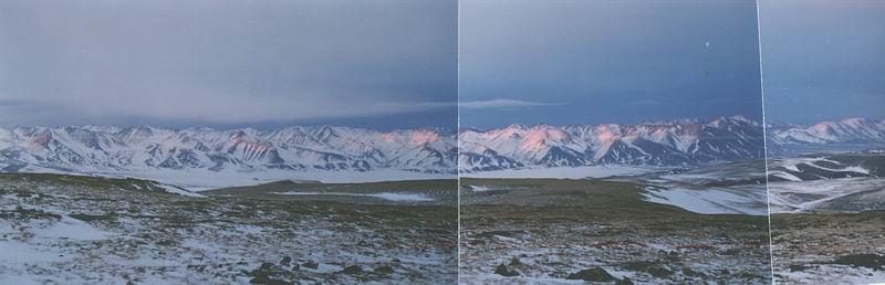 Отчет о лыжном походе 6 к.с. по юго-западной Туве и восточному Алтаю