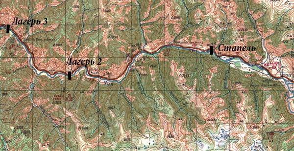 Карты, схемы маршрута